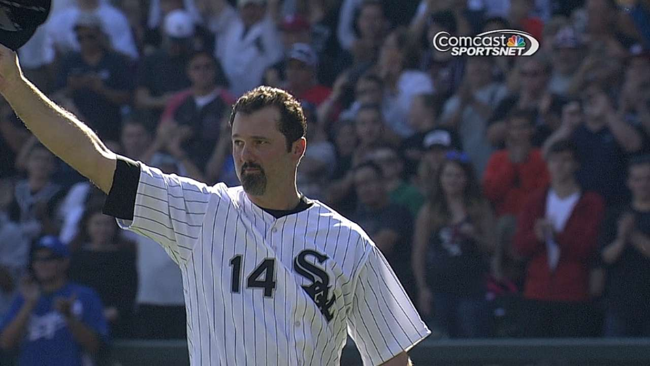 Hello, goodbye: 5 storylines that defined White Sox in 2014