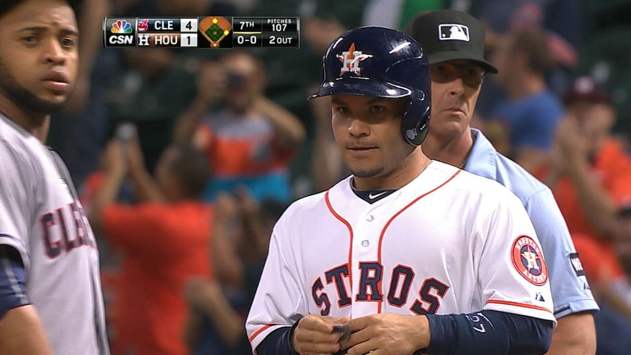 Astros' ascent highlighted by breakout performances
