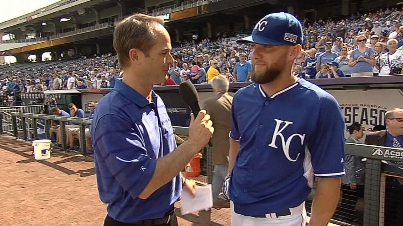 Royals need to solve nemesis Lester to advance