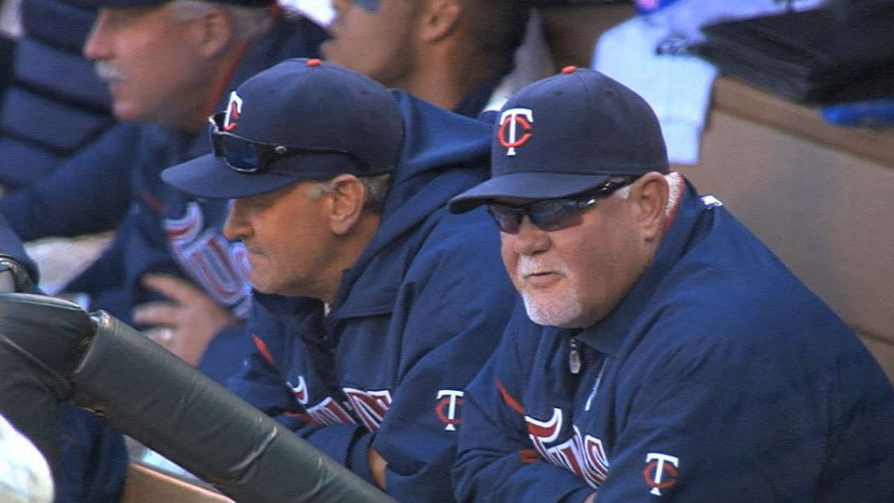 Twins brass says it was hard to dismiss Gardenhire