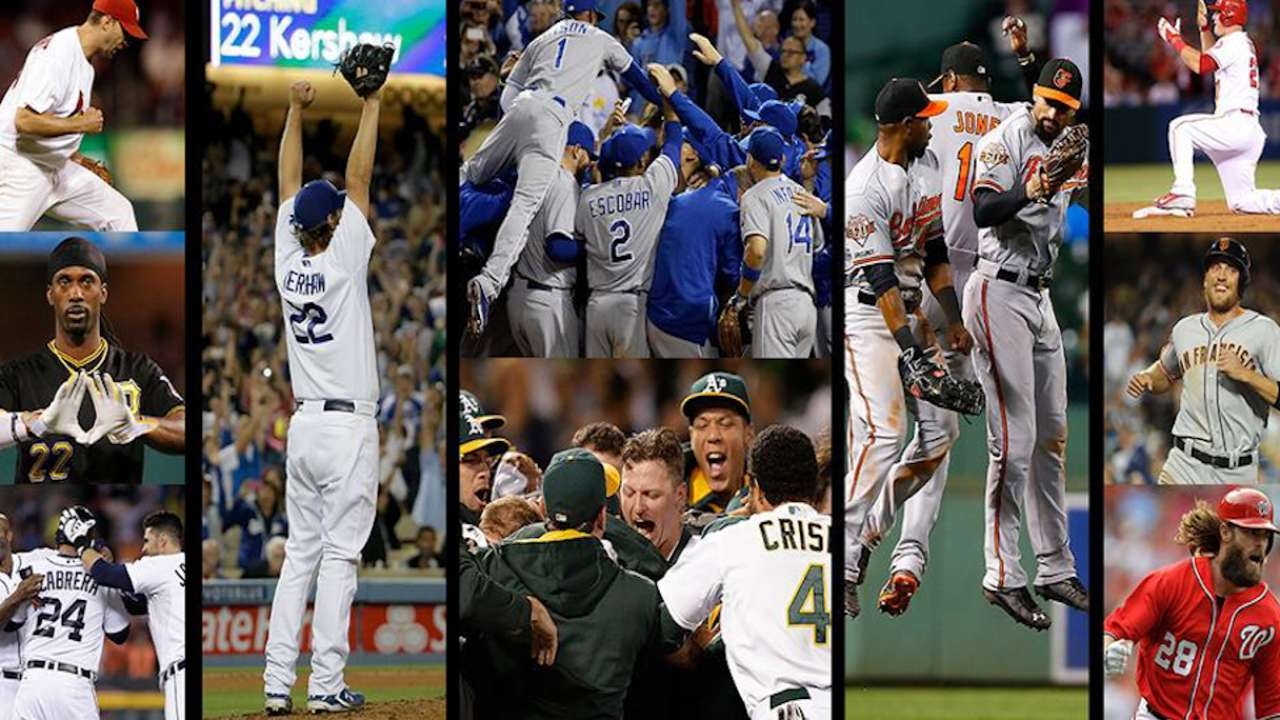 MLB.com Guide to the Postseason