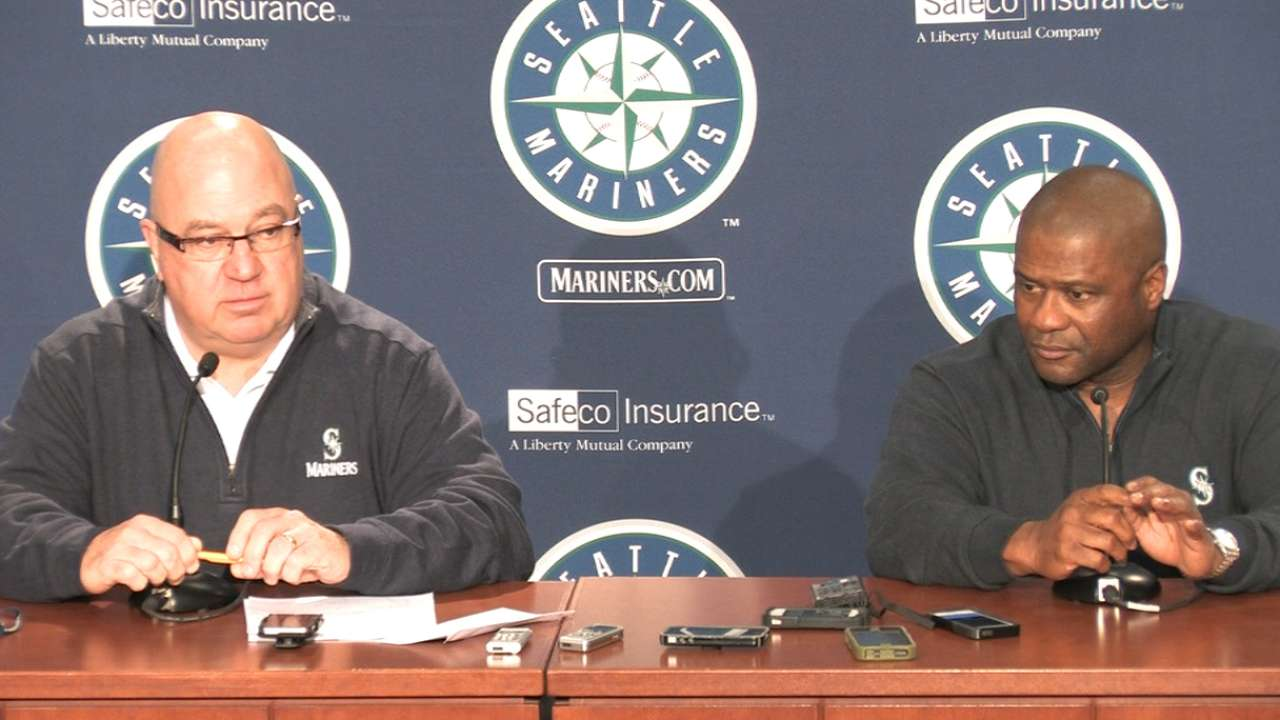 Mariners enter offseason with fewer areas of need