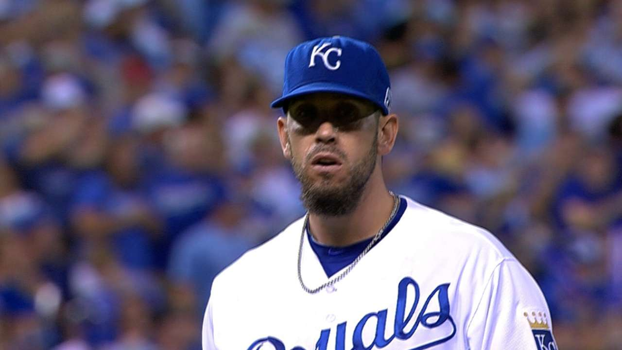 Tale of the Tape: Royals-Angels, Game 3
