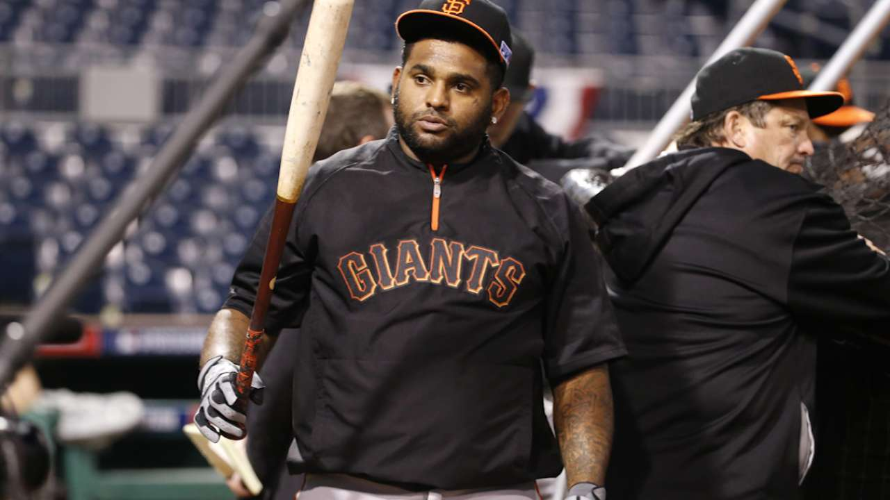Three keys for Giants in NLDS against Nats