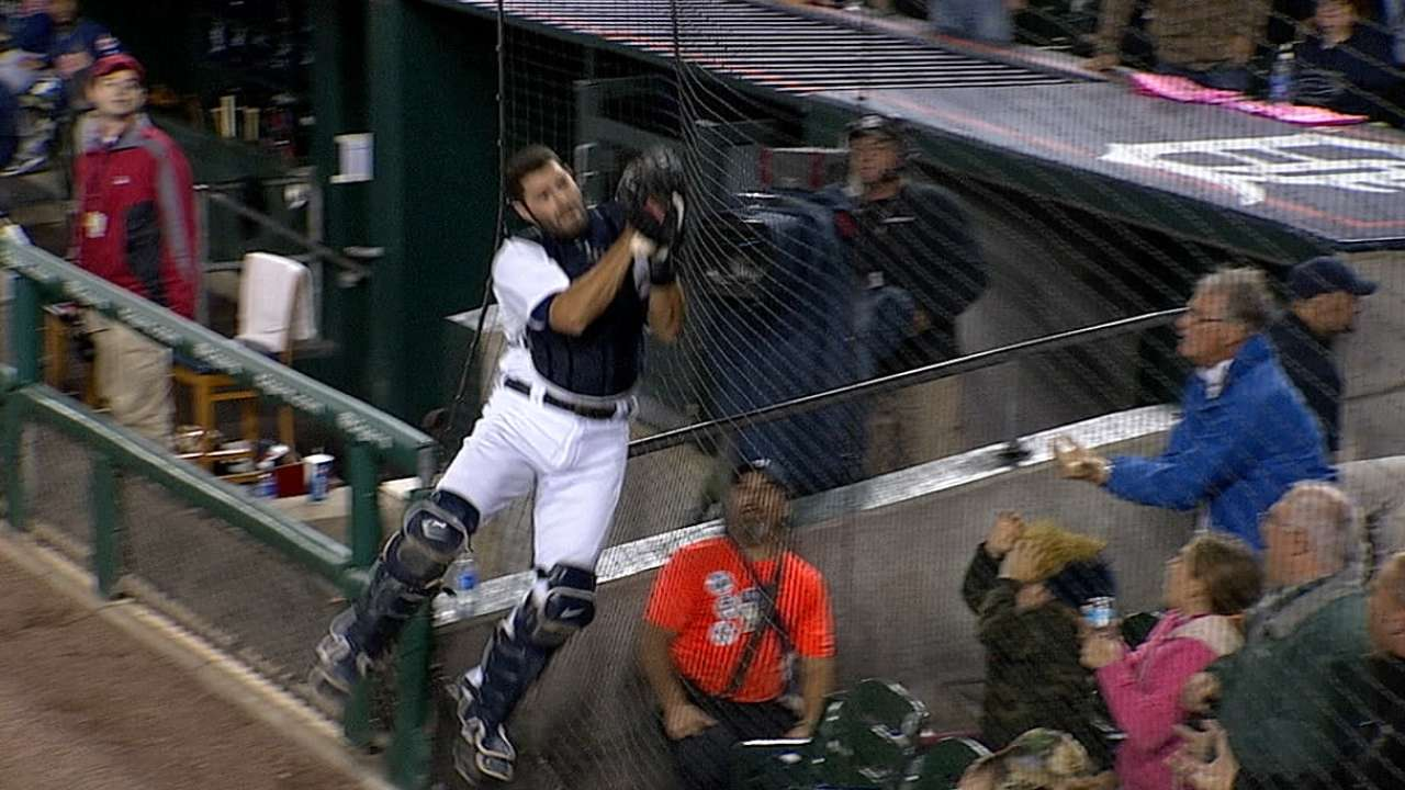 Florida native Avila has deep baseball roots