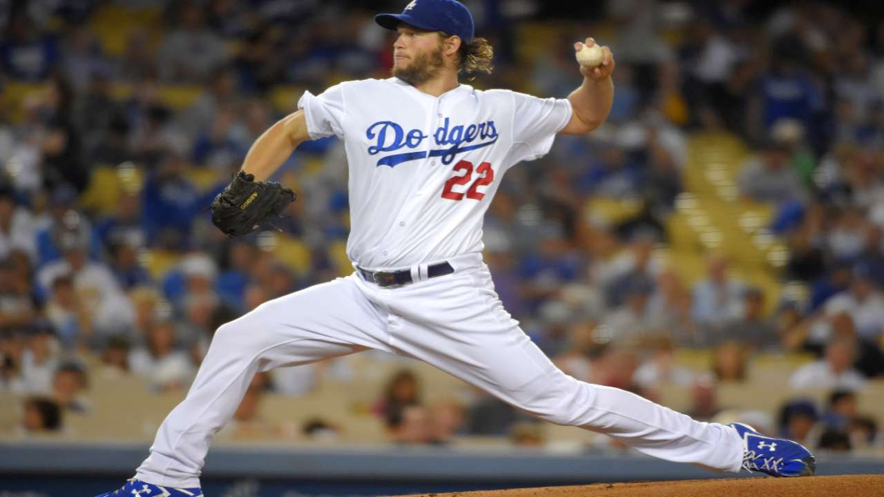 Oct. 2: Clayton Kershaw workout day interview