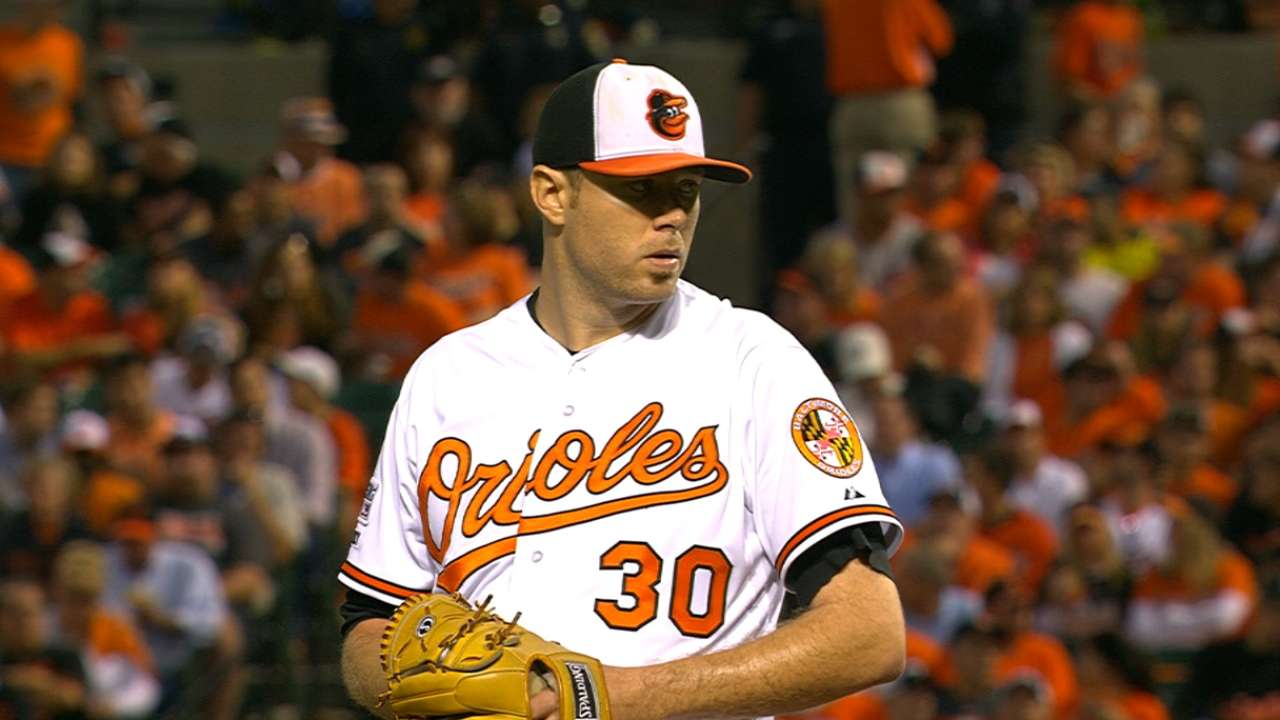 Duo confident O's can make up for key losses