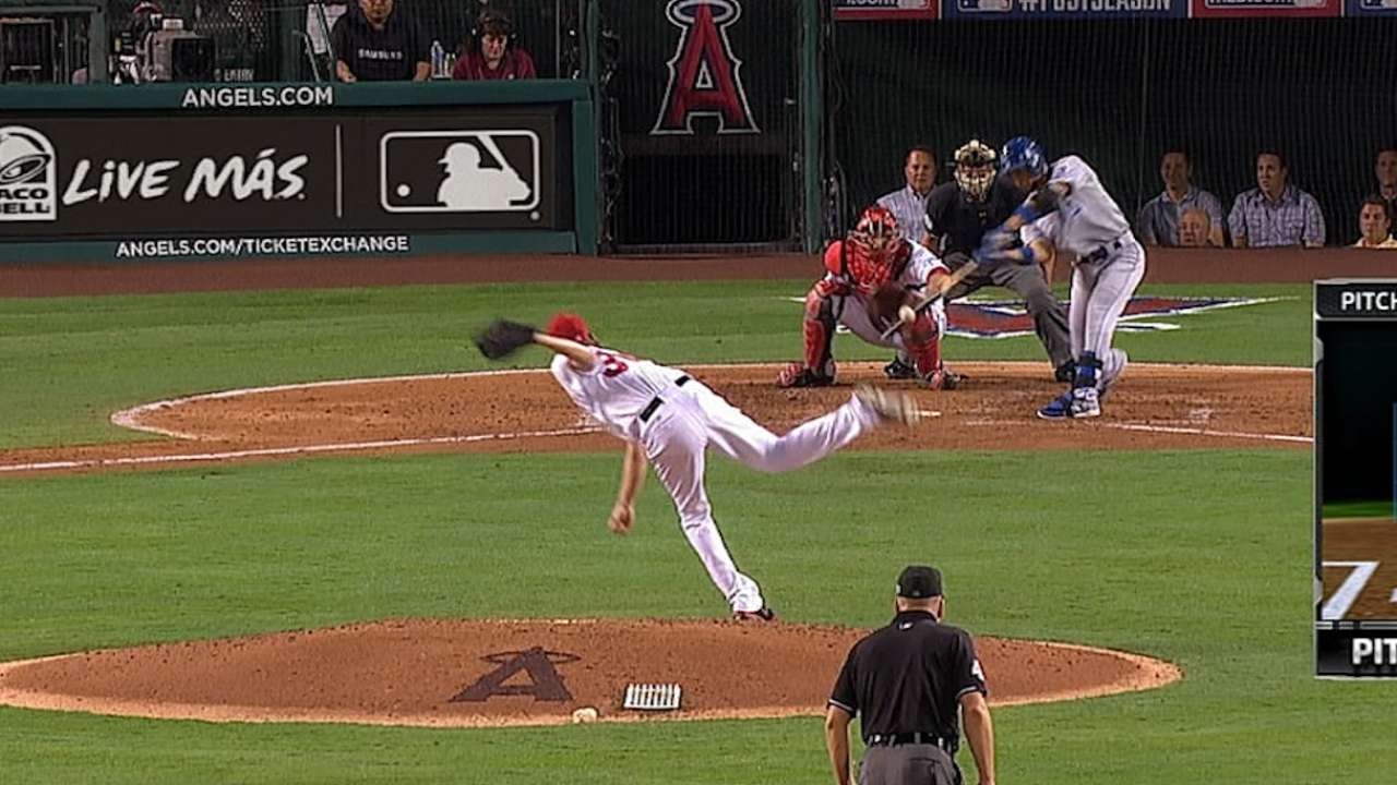 Five lessons learned from ALDS Game 1