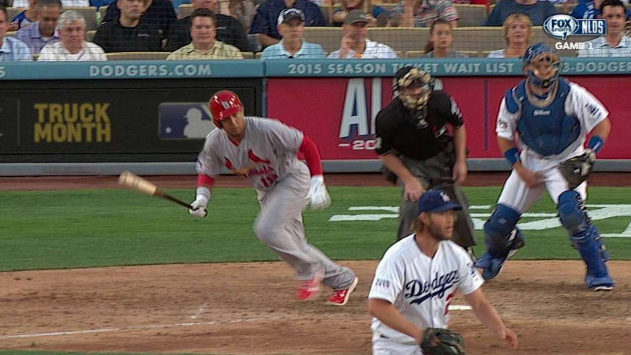 Cardinals-Dodgers NLDS Game 1: Did you know?