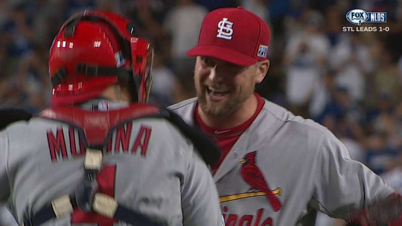 Rested Rosenthal displaying resurgence of velocity