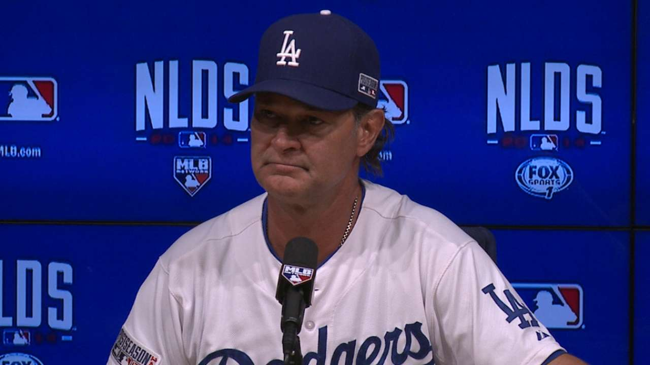 Mattingly must be ready to adjust rotation