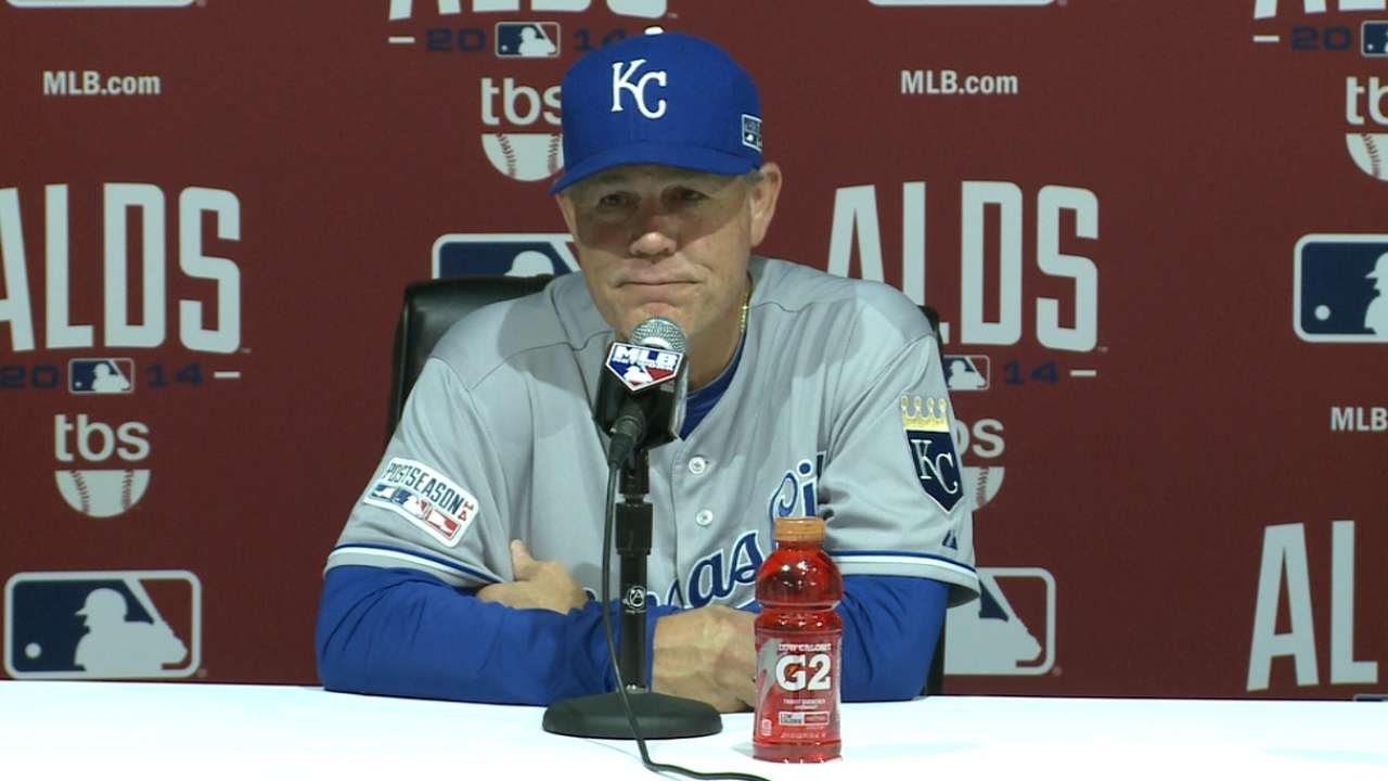 Royals-Angels Game 2: Did you know?