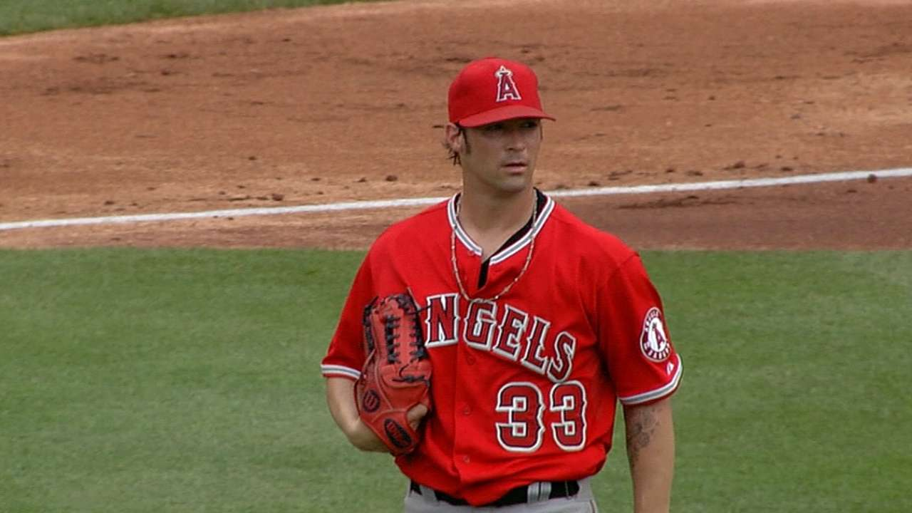 Halos have it in them to rally against Royals