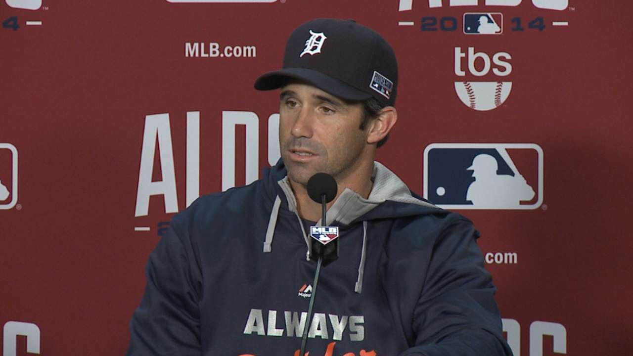 Three things for the Tigers to win the ALDS