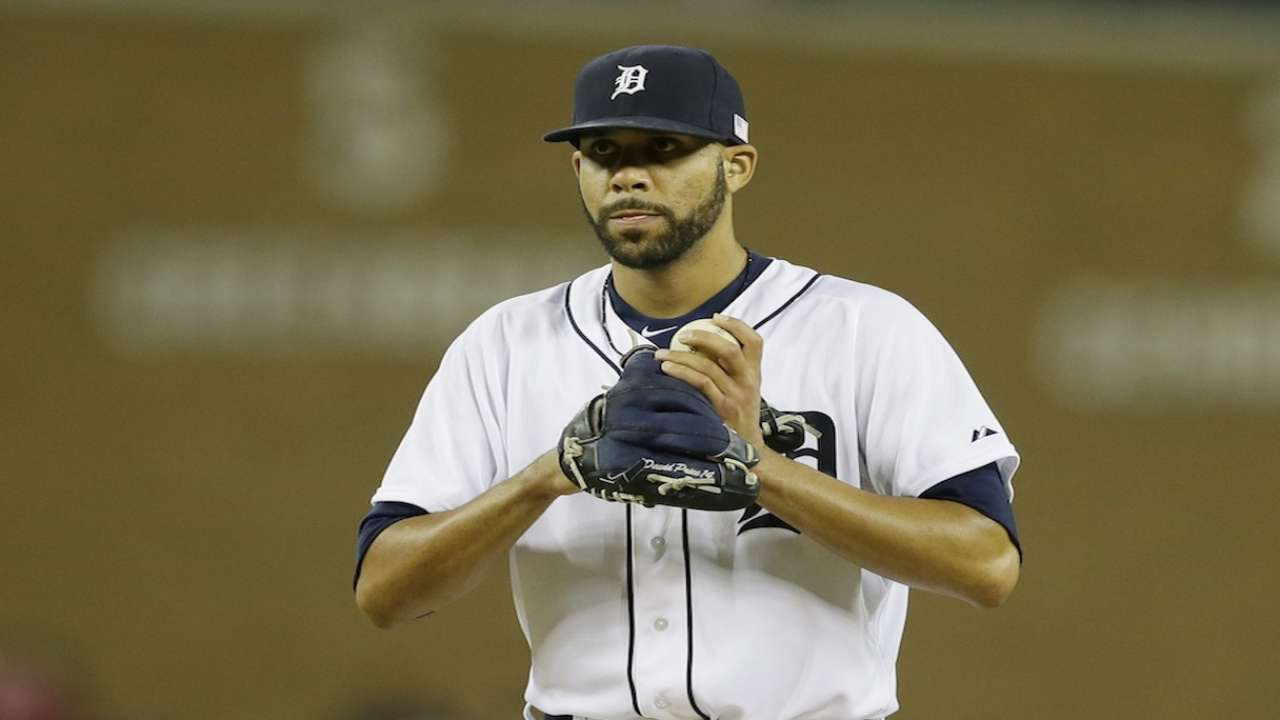 Oct. 4 David Price workout day interview