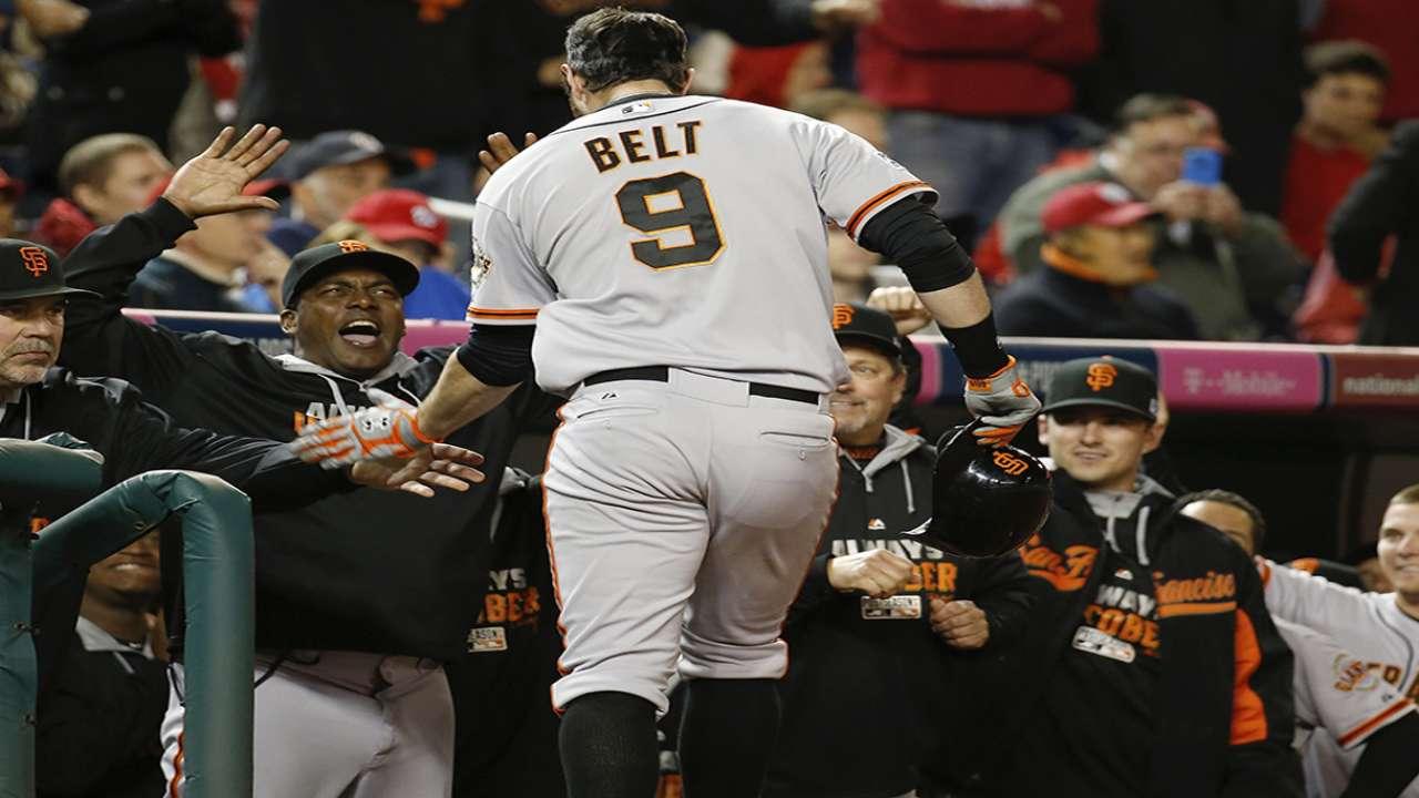 Game-winning homer redeems Belt's rough night