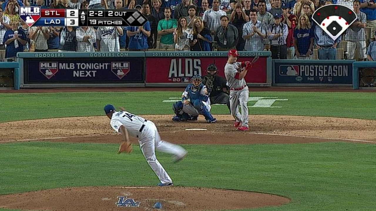 Jansen confident in Dodgers' beleaguered bullpen