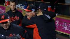 How sweep it is: Cruz, Norris punch O's ticket to ALCS