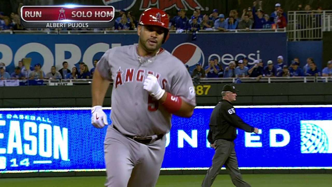 Pujols opts out of Japan 'All-Star Series' to be with family