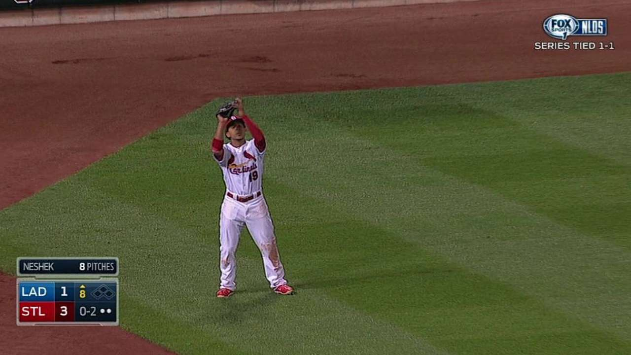 Neshek completes the 8th