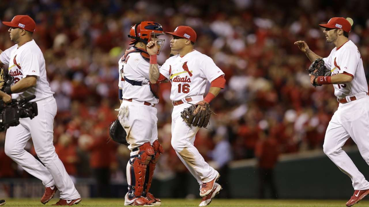 Three keys for Cards to clinch NLDS in Game 4