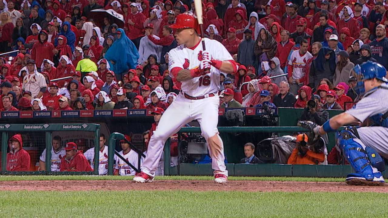 Must C: Wong homers for the lead