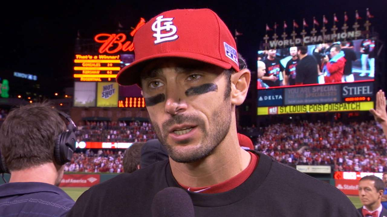 Dodgers-Cardinals, Game 4: Did you know?