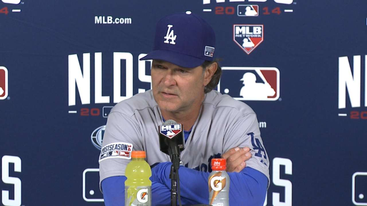 Mattingly does admirable job, doesn't deserve blame