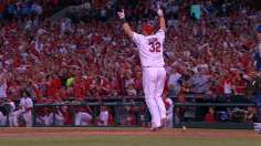 Up and Adams: Cards again clip Clayton, head to NLCS