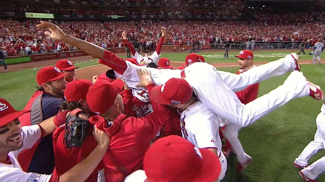 October Confidential: St. Louis Cardinals