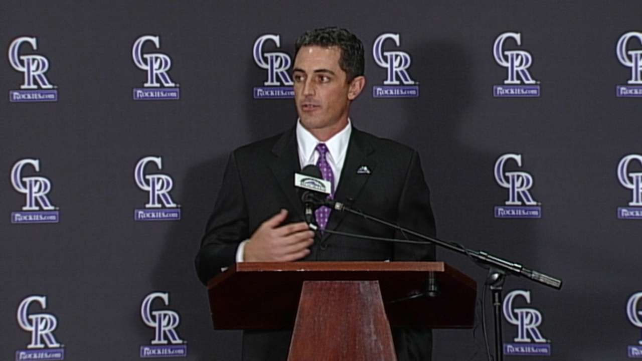 Bridich discusses offseason, making decisions