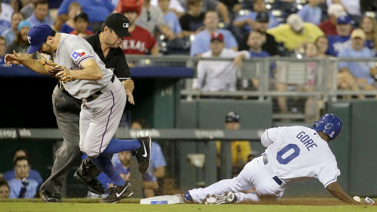 O's set out to contain, not control, Royals' running game