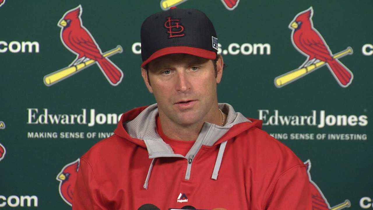 Ever evolving Matheny a worthy leader of Cardinals