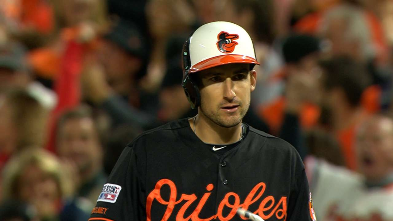 Cruz, Flaherty deliver for Orioles in fifth-inning rally