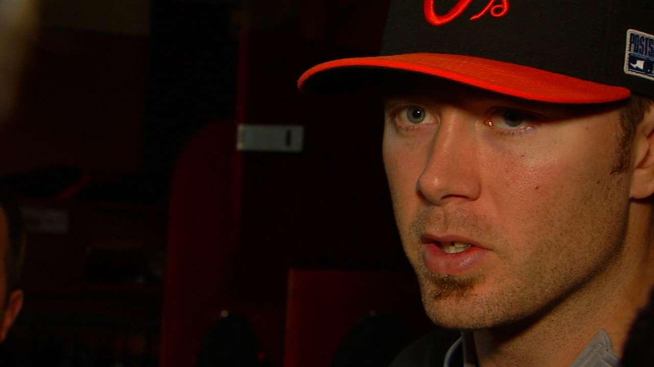 O's have ace in hole for potential Game 5