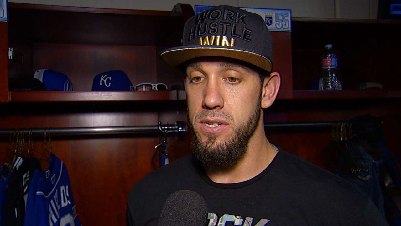 Shields on outing in Game 1