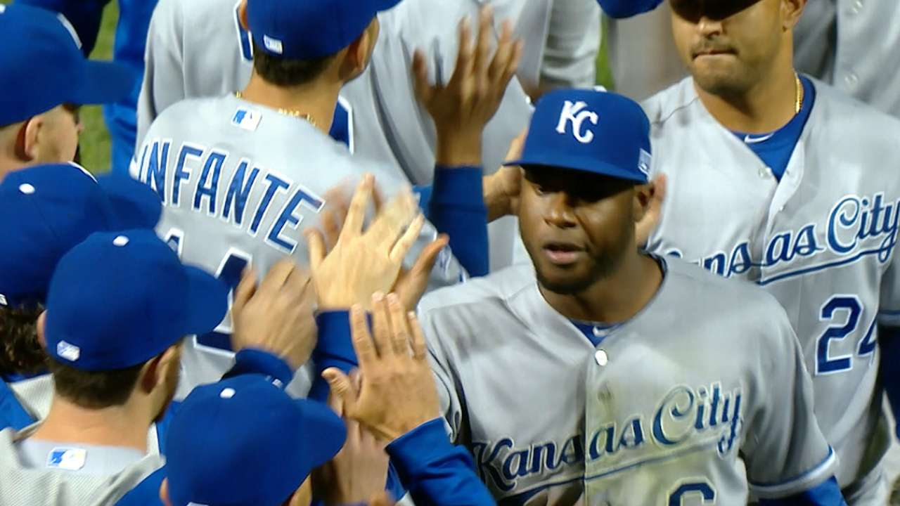 Royals-Orioles ALCS Game 2: Did you know?