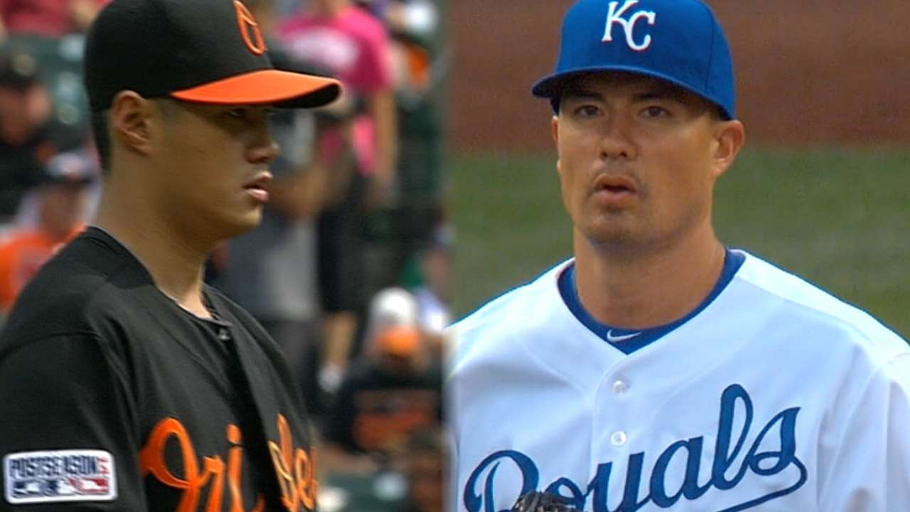 Orioles optimistic about critical Game 3 in Kansas City
