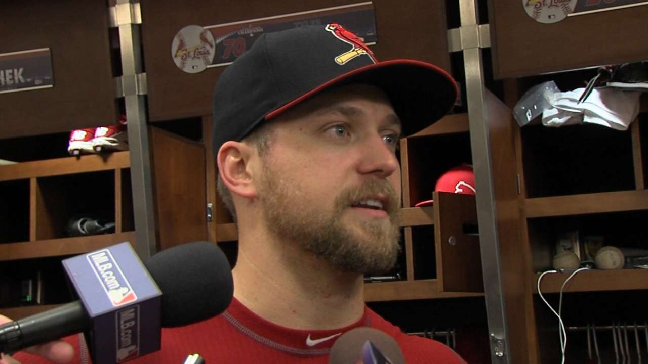 Rosenthal on Cards' resilience