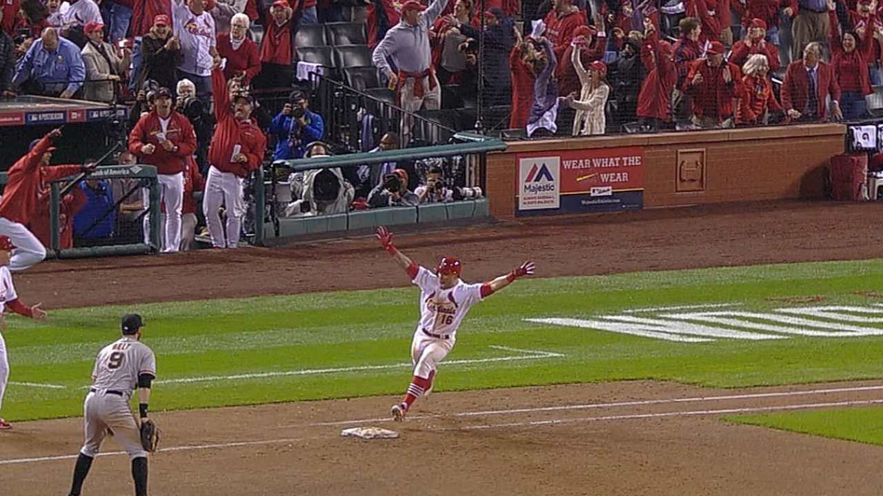Wong caps off Cardinals' four-homer power surge