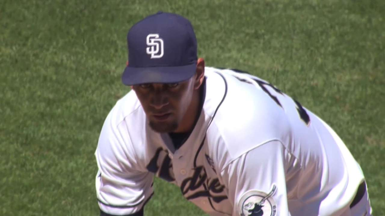 Ross among elite NL pitchers in 2014