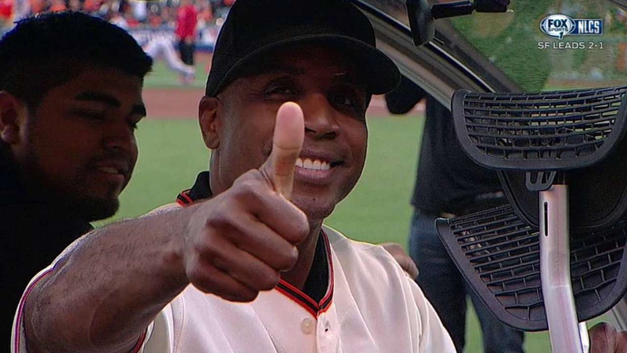 Baker, Bonds elected to Bay Area Sports Hall