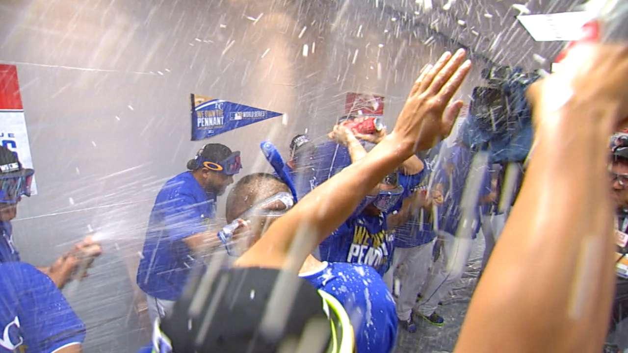 Guthrie sets off celebration