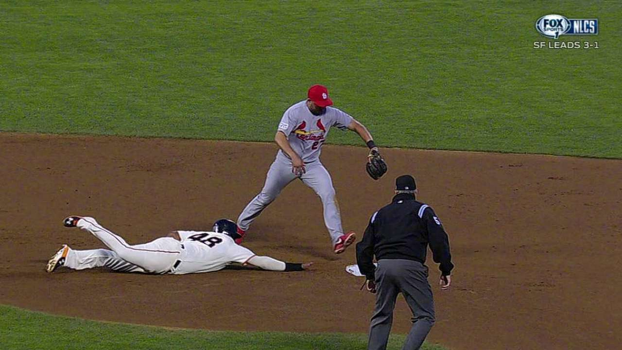 Cardinals eye consistency from double-play duo
