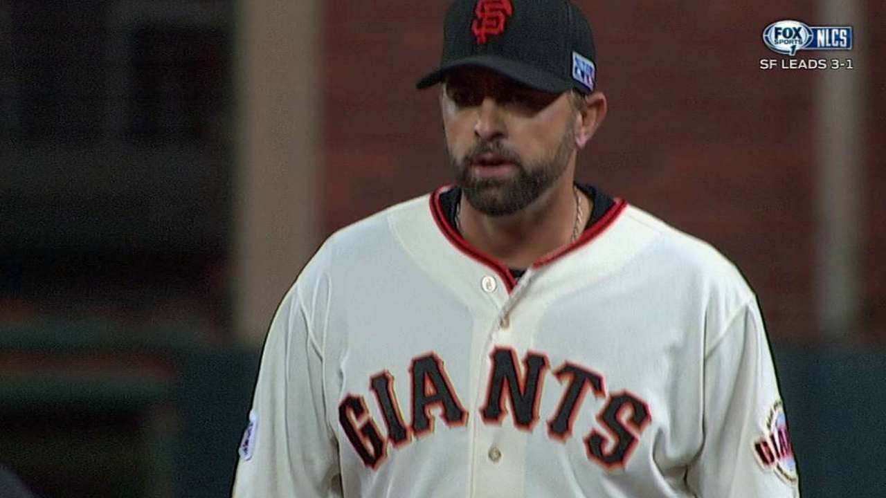 Affeldt ends the 9th