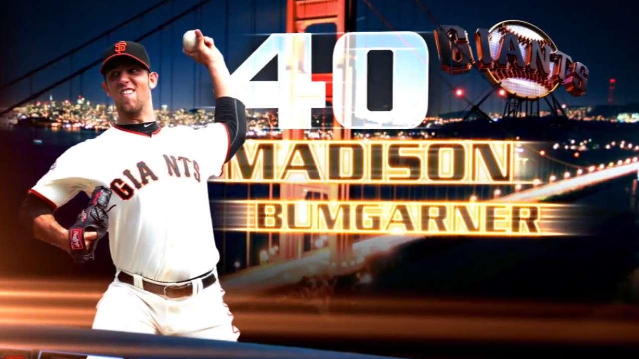 MLB Tonight: Bumgarner analysis