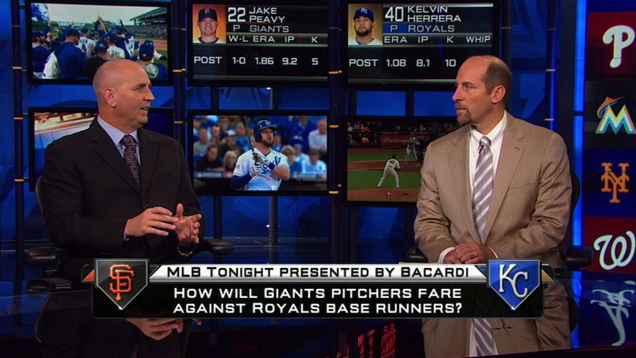 MLB Tonight on Royals' sweep