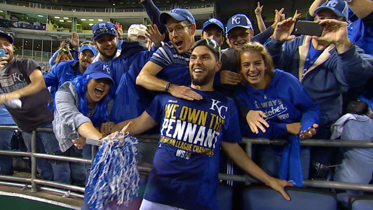 Must C: Royals clinch WS berth