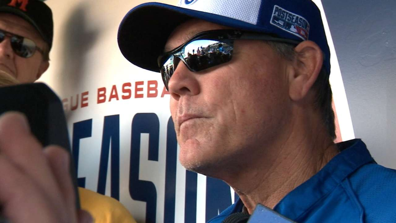 Time will tell, but layoff shouldn't hinder Royals