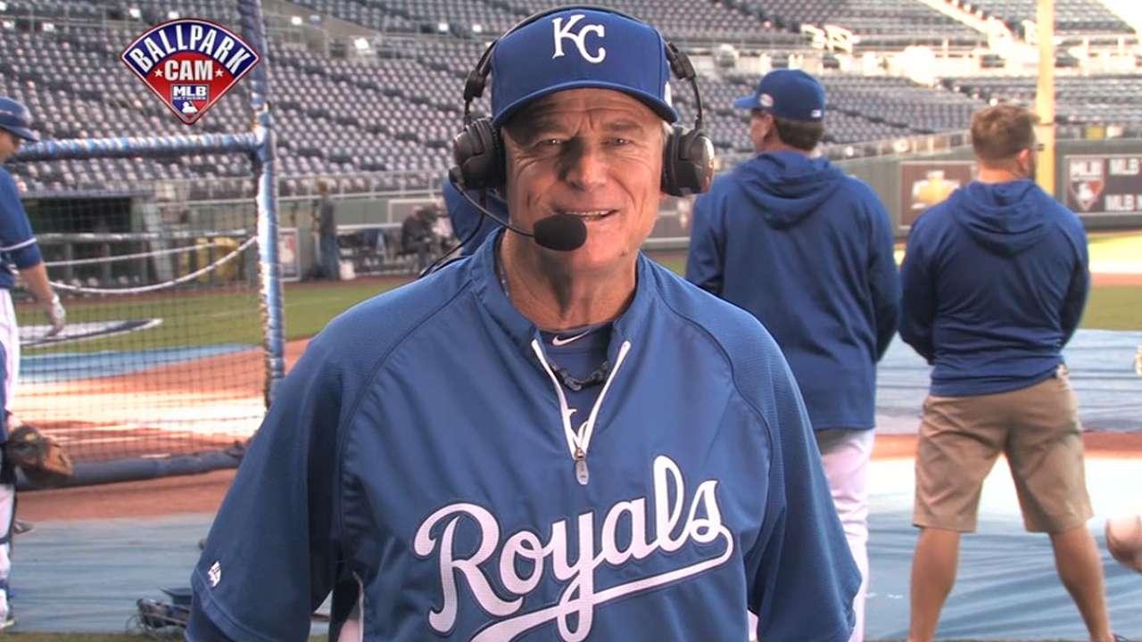 Rusty Kuntz on MLB Tonight